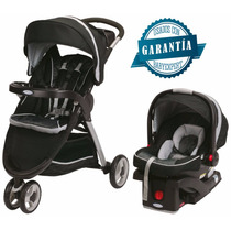 Graco Fast Action Fold Sport Reacondicionado Y Con Garantía