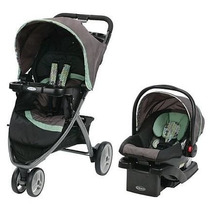Coche Graco Peace Travel System C/huevito Ybase Trotyl Kids