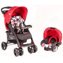Coche Cuna Kiddy Bebe Paseo Liviano Huevito Baby Shopping