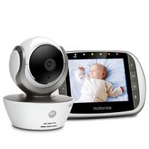 Baby Call Monitor Bebe C/video Camara Wifi Motorola Mbp853