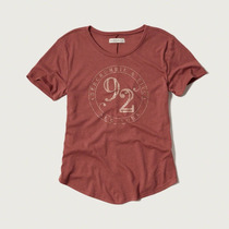 Remera Abercrombie And Fitch De Mujer