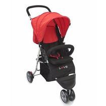Coche Cuna Bebe Sport 3 Ruedas Jogger Liviano Baby Shopping