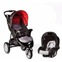 Coche Cuna Kiddy Paseo 3 Ruedas Huevito Baby Shopping