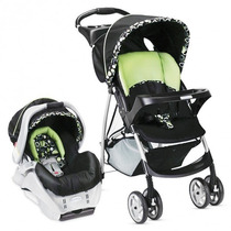 Travel System De Graco Classic Conect Sweet Babies