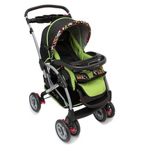 Coche Cuna Mecedor 5 En 1 Rebatible Love 156