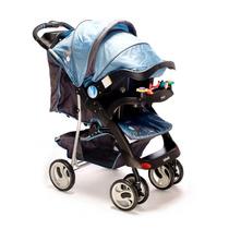 Cochecito Travel System S292 Arghezi Con Huevito Infanti