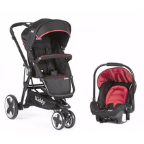 Cochecito Kiddy Compass Travel System Con Huevito Children