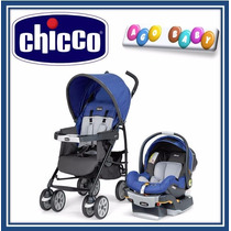 Cochecito Chicco Neuvo Travel System Con Huevito
