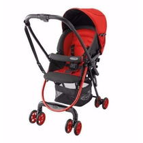 Coche Graco Citilite Ultraliviano 4,5 Kg C/manija Revatible