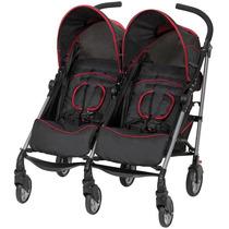 Cochecito Mellizos Double Stroller Merlot Babies R Us