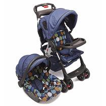 Coche De Paseo Travel System C/huevito Sweet Babies.-