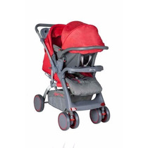 Coche Cuna Bebe Rebatible + Huevito + Butaca Baby Shopping