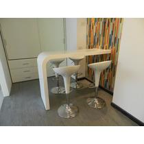 Barra Desayunador Moderno Diseño En Muebles Dam Muebles