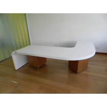 Escritorio Moderno Muebles De Oficina Mesa De Pc De Diseño
