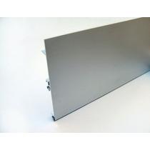 Zócalo De Aluminio Para Cocina 120mm De Alto.