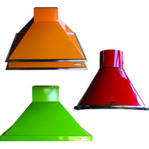 Campanas De Cocina - Acero Esmaltadas Colores