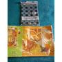 Set 6 Individuales Y 6 Apoya Vasos Plasticos+mantel