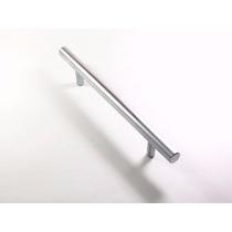 Herraje Manija Barral Aluminio Anodizado De 17 Cm