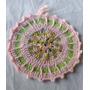 Agarradera/ Posapava Crochet
