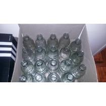 Botellas De Vidrio Retro, 1 Litro -tipo Lecheras