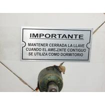 Caballito Gas Chapa Gas Monoambiente Grabada, Litografiada