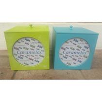 Cajas De Galletitas Y Caramelos Original Souvenirs