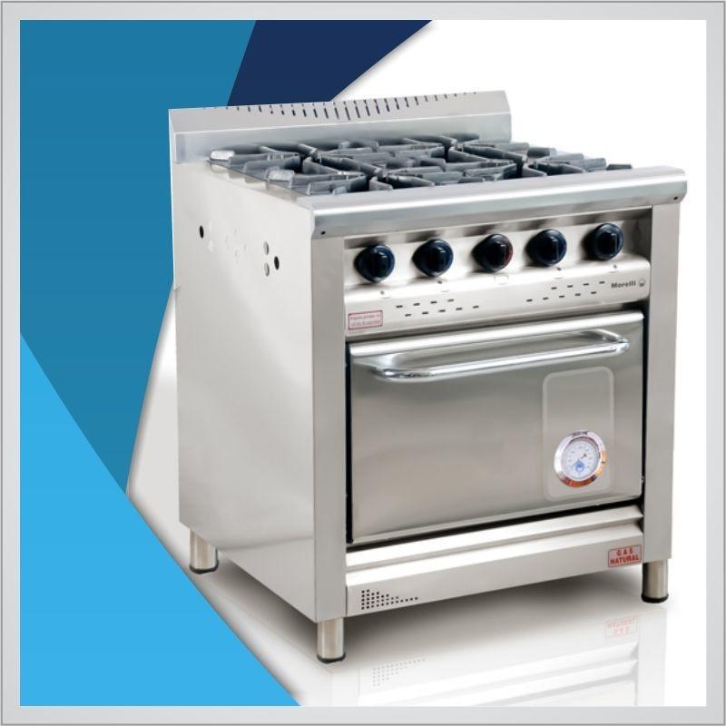 Cocina semi industrial morelli images - Cocina industrial ...