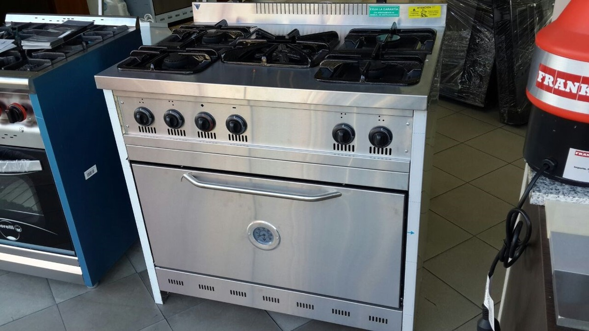 cocina semi industrial 6 hornallas images