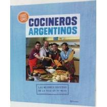 Libro Cocineros Argentinos Tapa Dura Ed Planeta