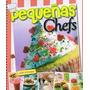 Pequeñas Chefs Con Stickers - Cocina Para Chicos Desde Los 8
