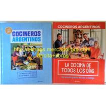 Oferta: Libros Cocineros Argentinos Tomos 1 Y 2 - Planeta