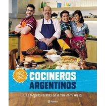 Cocineros Argentinos - Las Mejores Recetas De La Tele