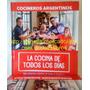 Nuevo Libro Cocineros Argentinos 2016 - Tapa Dura De Lujo !