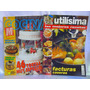 Libreriaweb Par De Revistas De Cocina Utilisima Reposteria