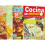 Lote De 4 Revistas Cocina, Cocina Argentina Y Cocina Minuto