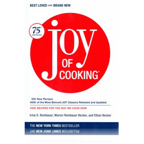 Libro - Joy Of Cooking