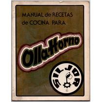 Recetario Olla Horno - Siljor