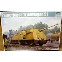 Panzerjager Triebwagen 51 Trumpeter 1516 Esc. 1/35