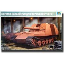 German Geschutzwagen Vi 21cm Msr18 Trumpeter 1540 Esc. 1/35
