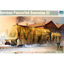 Panzerlok Br 57 Trumpeter 219 Esc. 1/35