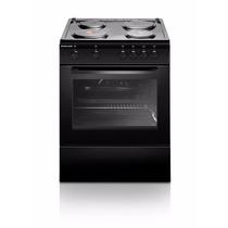 Cocina Electrica Philco 50 Cm 4 Hornallas Negra Ec-ph112