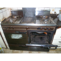 Cocina domec 3 hornallas