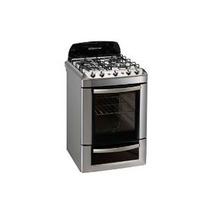 Cocina Multigas Spar X756spr Acero Valvula De Seguridad