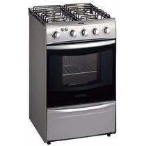 Cocina A Gas Patrick 8151 Metalizada 51 Cm Encendido Luz