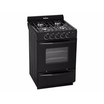Cocina Multigas Florencia Negra 5417 Autolimpiante Oferta