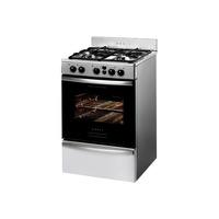 Cocina Orbis 858ac2 Multgas Autolimp Luz Encendid 55cm Acero