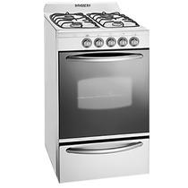 Cocina Domec Unimatic Apolo Ctobav Blanca Multigas 61990