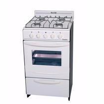 Cocina Escorial Candor C/visor Gas 4h
