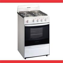 Cocina Patrick 51cm Blanca Multigas Mod.cpf2151bvs