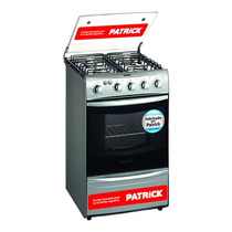 Cocina Patrick Cpf 9551 Mvs Metalizada Tio Musa
